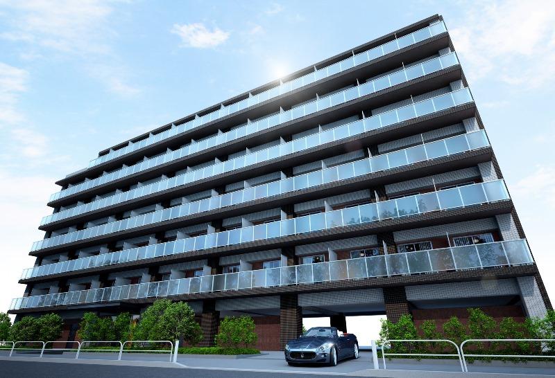 【新築】デザイナーズマンション東京アーバンスクエア♯002